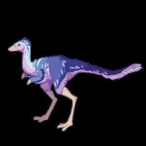 QRex Grafika - Mononyk - Dinozaur