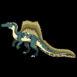 QRex Grafika - Spinosaur - Dinozaur